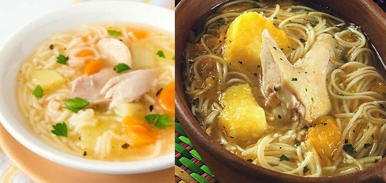 dieta de sopa de pollo para bajar de peso
