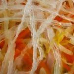 salsa blanca para ensalada china